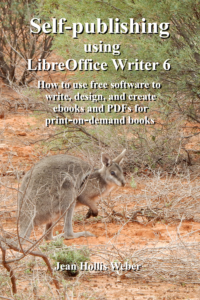 Self-publishing with LibreOffice Writer 6